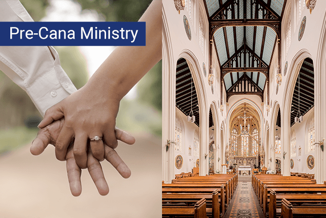 Pre-Cana Ministry, Christian, Catholic diocese of Trenton, Central New Jersey